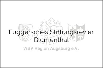 Fuggersches Stiftungsrevier Blumenthal