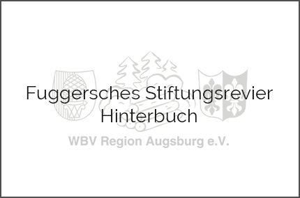 Fuggersches Stiftungsrevier Hinterbuch