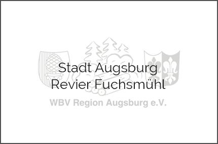 Stadt Augsburg Revier Fuchsmühl