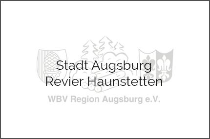 Stadt Augsburg Revier Haunstetten