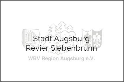 Stadt Augsburg Revier Siebenbrunn
