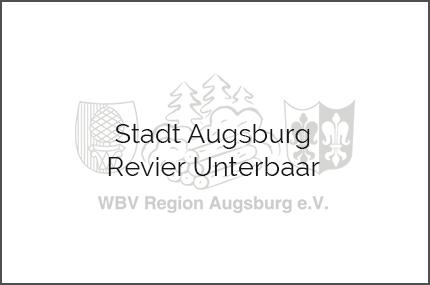Stadt Augsburg Revier Unterbaar
