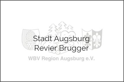 Stadt Augsburg Revier Brugger